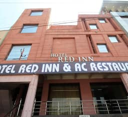 Hotel Red Inn, Agra