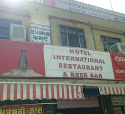 Hotel International, Ferozepur
