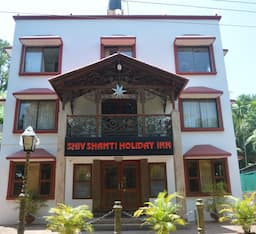 Hotel Shiv Shanti Holiday Inn