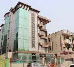Hotel Parth Paradise, Ghaziabad