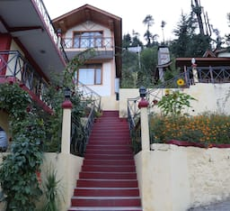 Hotel Hill View Cottage