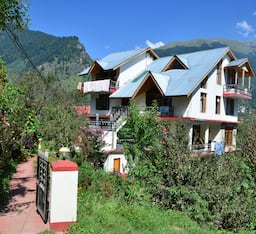 Hotel Red Rose Cottages