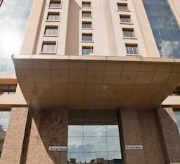 Hotel TG Rooms Close to US Consulate
