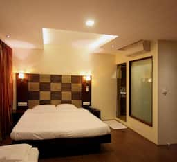 Hotel TG Rooms Gulab Bagh Road