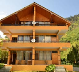Hotel Solang Cottage