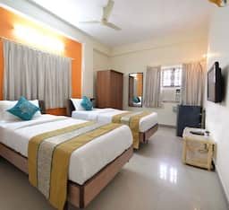 Hotel Alpine Glow Residency