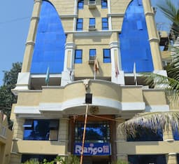 Rangolii Inn Luxury Business Hotel, Nagpur