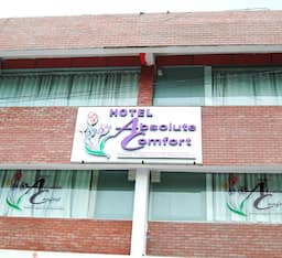 Hotel Absolute Comfort, Chandigarh