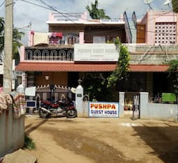 Hotel Pushpa Guest House