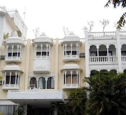 Hotel Hilltop Palace, Udaipur