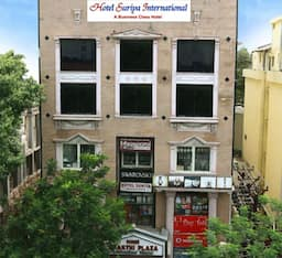Hotel Suriya International (Pondy Bazaar), Chennai