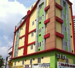 Hotel SPB Tower And Lodge