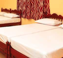 Hotel TG Stays Before Fishing Point