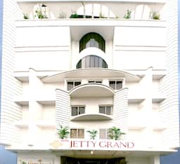 Hotel Jetty Grand, Rajahmundry