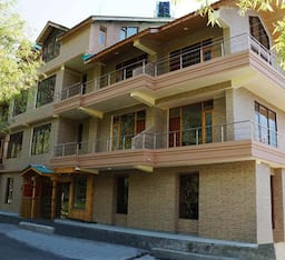 Hotel Eco Grooves, Manali
