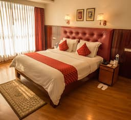Hotel TG Rooms North AOC