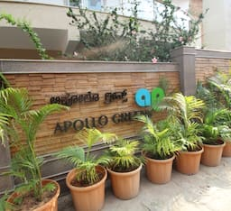 Hotel Apollo Greens Service Apartment
