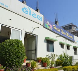 Hotel New Mamta, Mount Abu