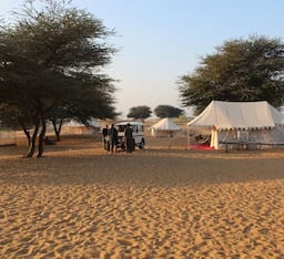 Hotel Registan Desert Safari Camp