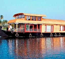 Hotel Allepey Treasure Houseboat
