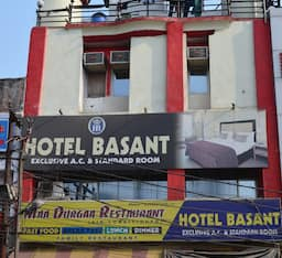 Hotel Basant, Lucknow