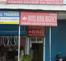 Hotel Royal Regency, Lucknow