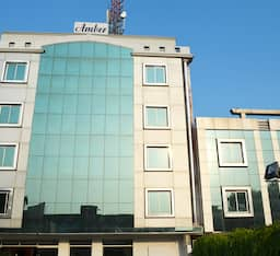 Hotel Amber, Lucknow