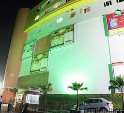 Hotel The Fern Residency Galaxy Mall