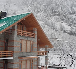 Hotel The Green Mountain Lodge