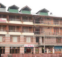 Hotel Sun N Snow Cottages