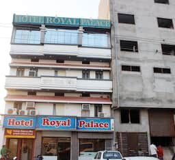 Hotel Royal Palace, Pali