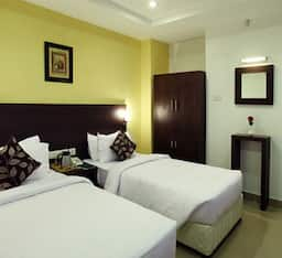 Hotel Bluivy Serviced Apartments Anna Nagar