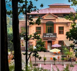 Hotel Rajpur Heights, Dehradun
