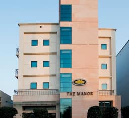 Hotel The Manor Bareilly