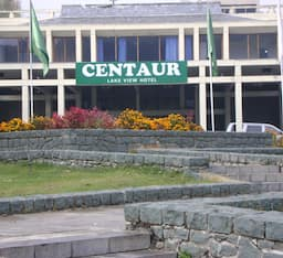 Centaur Lake View Hotel, Srinagar