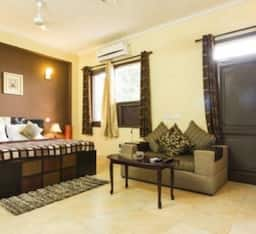 Hotel TG Stays DLF Phase 4