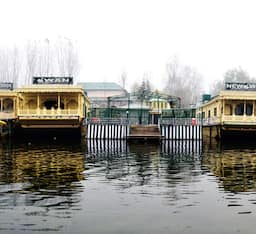 Hotel Swan Group of Houseboats