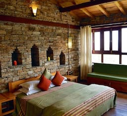 Hotel Gangheet Private Retreat