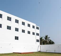 Hotel Ganesh Beach Resort