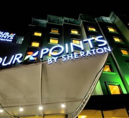 Hotel Four Points by Sheraton, Vadodara