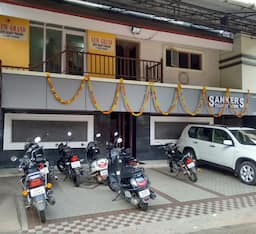 Hotel Sankers home