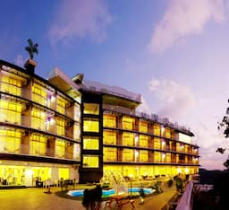 Hotel The Panoramic Getaway