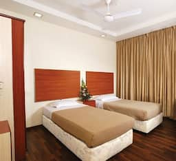 Hotel Trustedstay Serviced Apartments J B Nagar Pragati Co- Operative