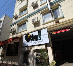Hotel TG Stays R T Nagar