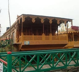 Hotel New Golden Palace Houseboat