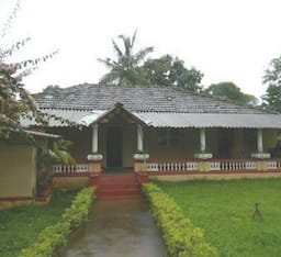 Hotel TG Stays South Coorg ITI Road