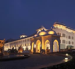 Hotel Radisson Blu Udaipur Palace Resort & Spa