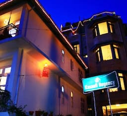Hotel Kasauli Inn, Kasauli