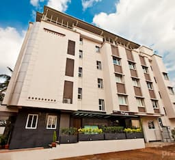 Hotel Mallige Residency
