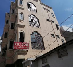 Hotel RK Lodge